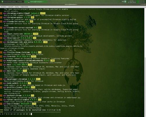 Terminál je mocný nástroj, který k Linuxu prostě patří