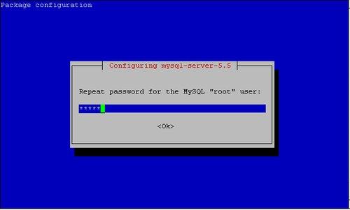 MySQL – potvrdenie hesla užívateľa root