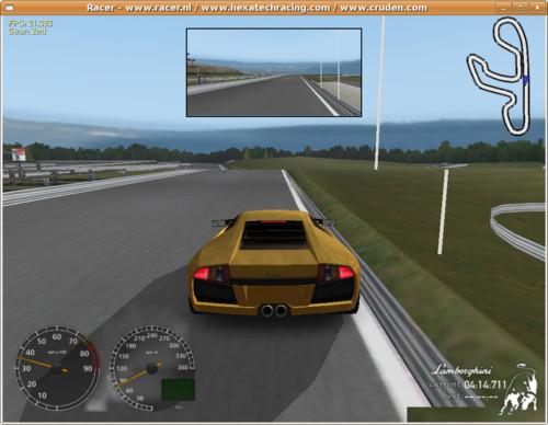 Racer - jízda v Lamborghini