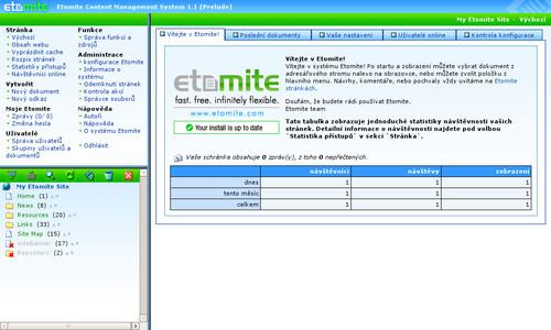 Etomite Manager česky