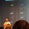 Jakub Steiner ukazuje niektoré Tango ikony