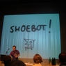 Ricardo Lafuente predstavuje program Shoebot