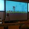 LinuxAlt 2010 - Angry Birds na plátně