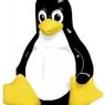 Tučňák Tux, známý maskot Linuxu