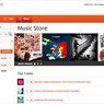 Přepracované Ubuntu One Music Store