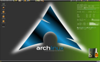 Arch Linux, Jan Sláma