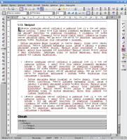 Nesprávne zobrazené OpenType písmo v OpenOffice.org pod Linuxom