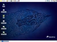 Mandriva Linux 2009 Spring, prostředí Xfce