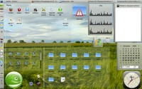openSUSE 11.1 KDE 4.2, Vojta Zeisek