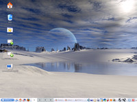 Mandriva Linux 2008.1 Spring Free, Matej Ľach