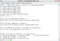 Nastavení konfiguračního souboru