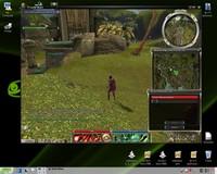 Hra Guild Wars v CrossOver Games, zdroj codeweavers.com