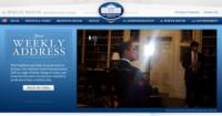 Web Úřadu prezidenta spojených států