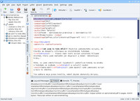 Editor TeXu v KDE4: Kile