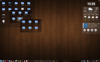 Marian Tománek, KDE 4.3, pracovní