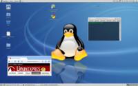 Štěpán Trčka, GNOME v Debianu