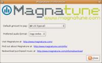 Nastavení Mangatune v Rhytmboxu, zdroj blogs.magnatune.com/buckman