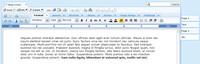 Zoho Notebook - práce s textovým dokumentem