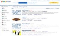 Zoho Marketplace - nabídka aplikací