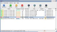 Free Rapid Downloader, zdroj wordrider.net/freerapid