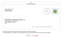 Zoho Invoice - odeslání faktury pomocí zPost
