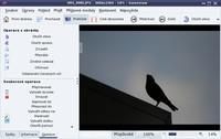 Prohlížeč obrázků Gwenview