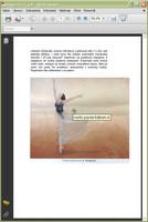 Mailový odkaz vo vytvorenom PDF súbore
