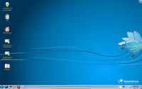 Mandriva Linux 2010.1 s výchozím prostředím KDE