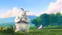 Hlavný hrdina posledného OpenMovie, veľký zajac Buck