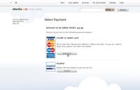 Platba – Karta nebo PayPal?