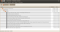 Mp3 soubory v adresáři .ubuntuone
