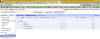 Data Google Chrome uložená v dokumentech Google