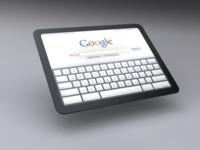 Jeden z návrhů, jak by mohl tablet od Googlu vypadat, zdroj chromium.org