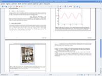 OpenOffice.org 3, režim zobrazení dvou stránek
