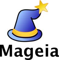 Návrh loga distribuce Mageia