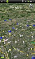 Google Earth funguje bez problému i na Desire HD