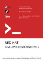 Pozvánka na Red Hat Developer Conference 2011
