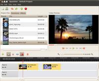 OpenShot 1.3.0 má nový vzhled