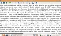 FBReader na ASUS Eee PC 901 pod Ubuntu 8.04