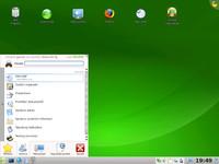 Kancelářský software hned po instalaci distribuce OpenSuSE 11