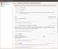 Výpis komentářů (Ubuntu v angličtině)