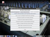 AV Linux Control Panel – System Customization