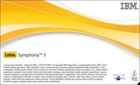 IBM Lotus Symphony 3 při načítání