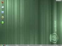 Pracovní plocha aktivity Desktop Icons