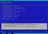 Repozitáře softwaru – Komunitní repozitáře – textový režim