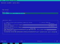 Zavaděč – Editace sekce – grafický režim