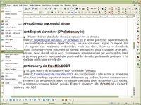Export osnovy do myšlienkovej mapy vo formáte FreeMind