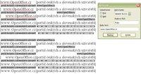 Ukážka rôznych možností zadania tzv. ruby textu