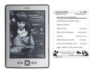 Sponzorovaná verze Kindle 4