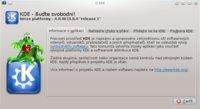 KDE 4.8 – informace o prostředí